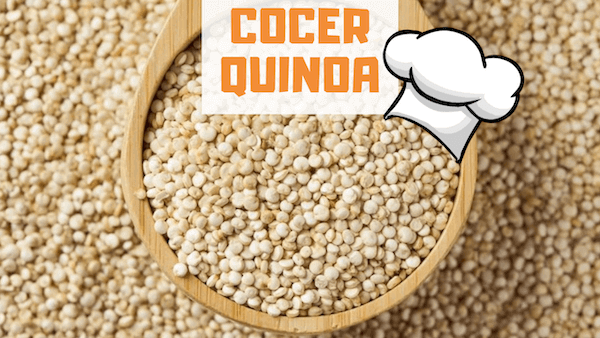 Cómo Hacer, Cocinar, Preparar, Hervir o Cocer Quinoa