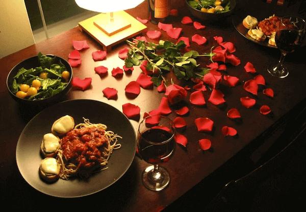 Cenas Románticas en Casa Para Sorprender a tu Pareja
