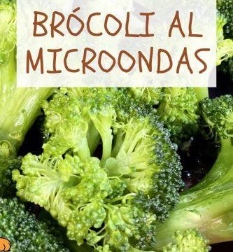 brocoli al microondas